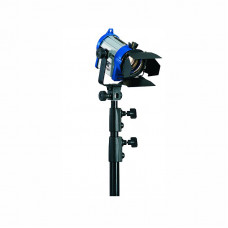 Прибор ARRI Junior 150 L3.79360.B (with line switch, blue/silver, bare ends)